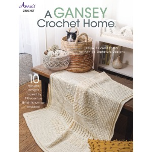 A Gansey Crochet Home (9781640251151)