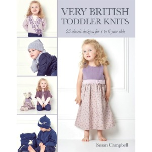 Very British Toddler Knits (9781782215523)