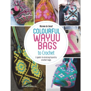 Colourful Wayuu Bags to Crochet (9781782216742)