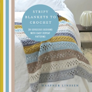 Stripy Blankets To Crochet (9781782216315)