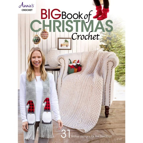 Big Book of Christmas Crochet (9781640254305)